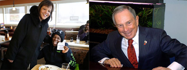 Robin-Kelly-and-Mayor-Bloomberg
