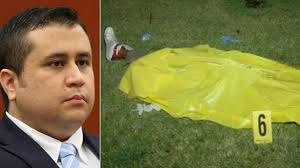 GEORGE ZIMMERMAN AND DEAD BODY