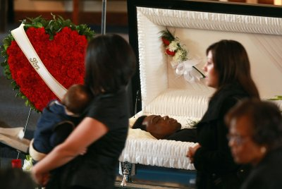 oscar grant funeral