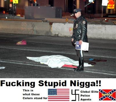 Racist Cop Kills College Student