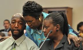 trayvan martin's parents