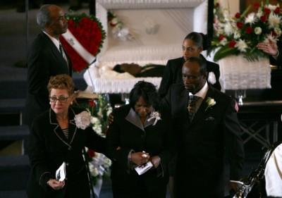 Wanda Johnson mother of twenty two year-old Oscar Grant III