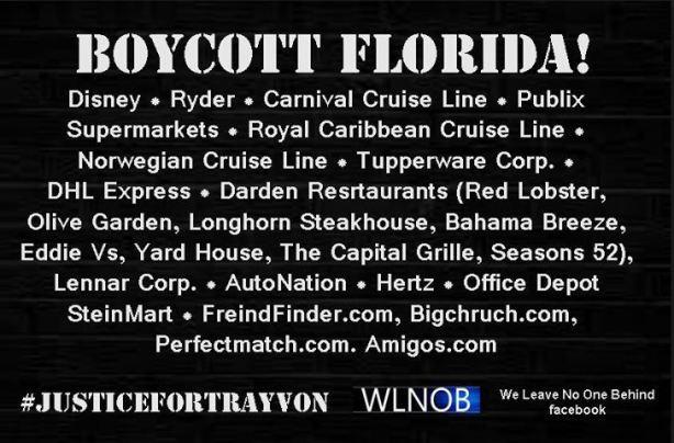 boycott florida