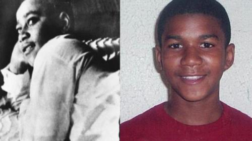 emmett-till-and-trayvon-martin