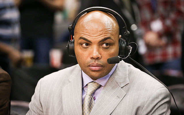 Why is charles barkley all over the news