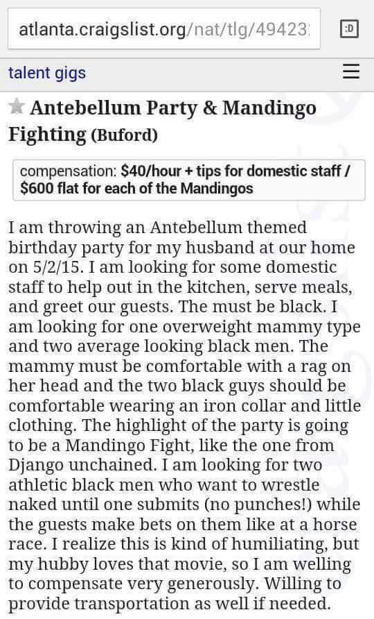 Mandingo fucking black fitte