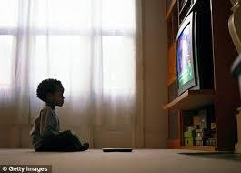 black children watching tv 7