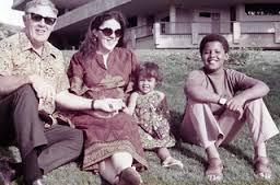 Obama & Mother