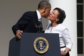Obama & Penny Pritzker